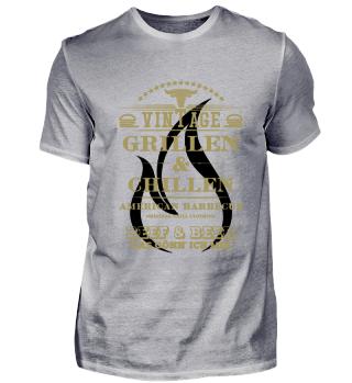 GRILL SHIRT · GRILLEN & CHILLEN #1.4