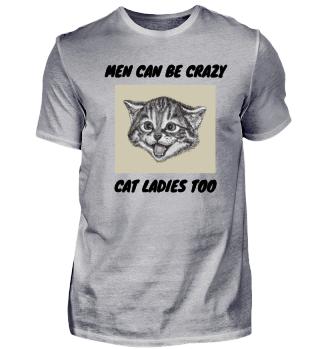Crazy Cat Ladies
