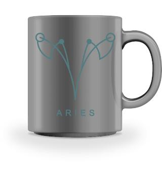 ★ Astrology Zodiac Symbol - Aries 1