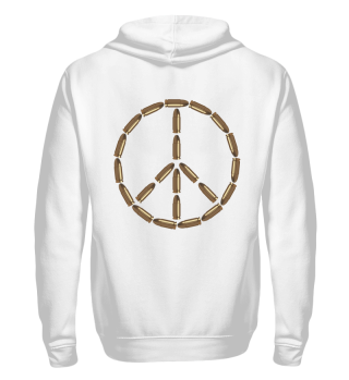 Bullet Peace - Backprint
