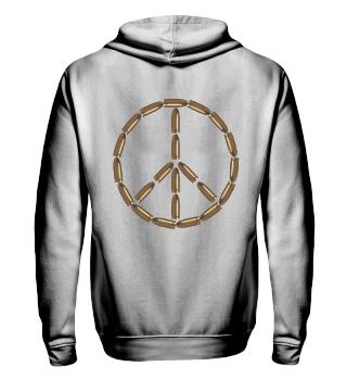 Bullet Peace - Backprint