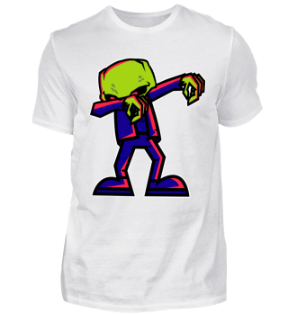 Dabbing Zombie / Monster dance Dab