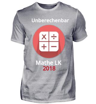 Unberechenbar - Mathe LK