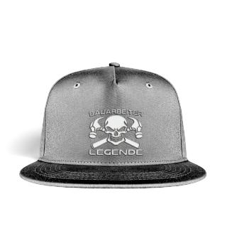 Bauarbeiter Legende Cap