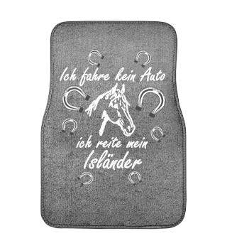 Ich liebe mein Isländer Pferd Pferde Ausreiten, ausritt, automatte, frauen, Fußmatte, isländer, pferd, Pferde, reiten, Ritt