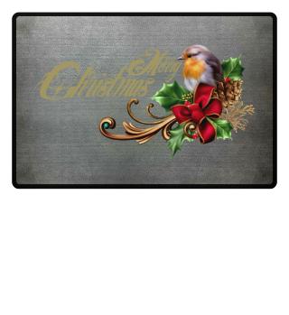 ☛ MERRY CHRISTMAS · BIRD #1AF