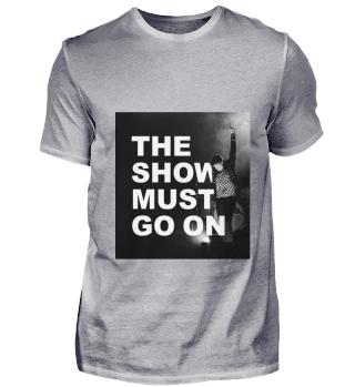 WE ROCK Queen - Shirt Men Show