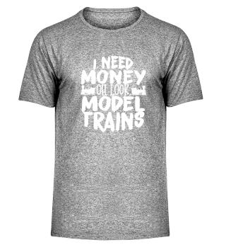 Railway Trains - I need money