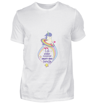 D002-0046A Unicorn Life without Nonsense