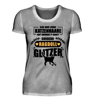 Katzen Mama - Ragdoll - Katzen Shirt