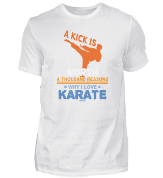 Karate funny saying gift