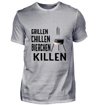 Grillen Chillen