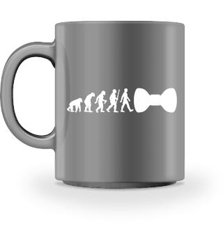 Evolution Of Humans - Bow Tie II