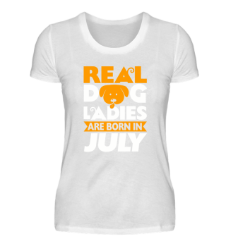 Gift for Dog Ladies July