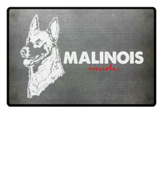 Malinois - Fußmatte
