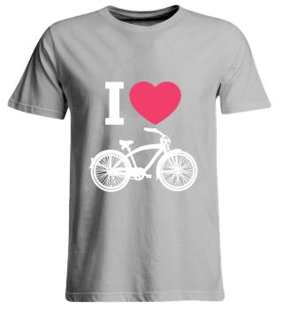 I Love Bicycle - Sports Birthday Gift