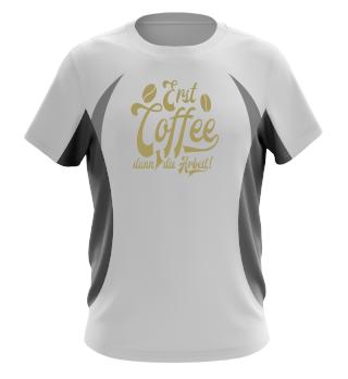 ★ Erst Coffee, dann die Arbeit ★ #7