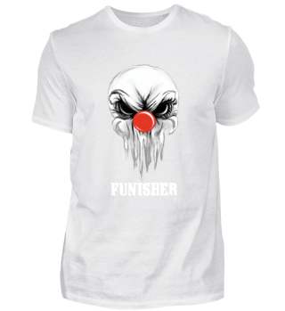 THE FUNISHER - labelled