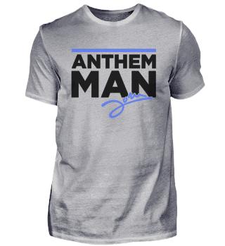 Anthem Man - Shirt Male