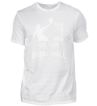 Mama Mother basketball player