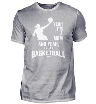 Mama Mother basketball player