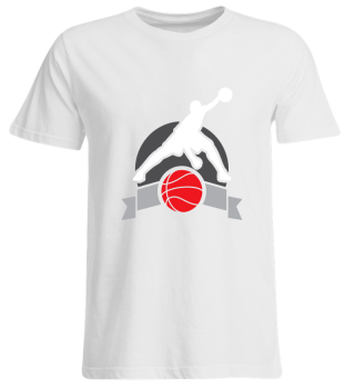 I Love Basketball Game-Sports Gift