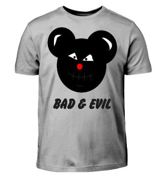 Bad & evil mouse