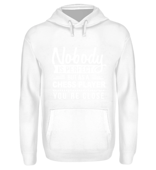 Nobody ... Chess dunkel
