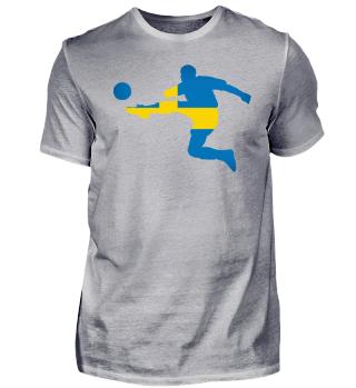 Fußball Spiel Spieler Schweden Soccer