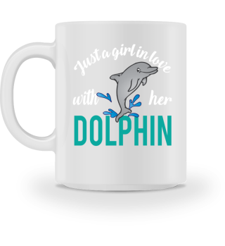 Just A Girl In Love With Her Dolphin 2
