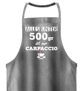 500gr Grillschürze
