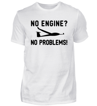 No engine? No problems! glider pilot