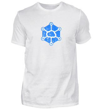 Storj T-Shirt - Logo Used Look