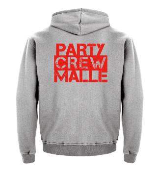 party crew member 01 mallorca malle team niemals