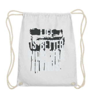 Life is better with true friends Horse 2