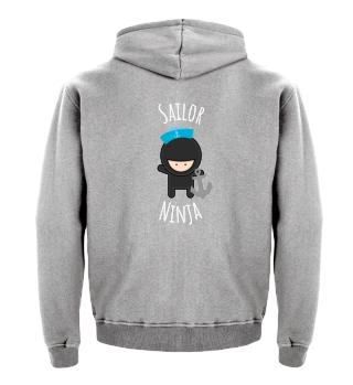 Sailor Ninja - Funny T-Shirt & Gift
