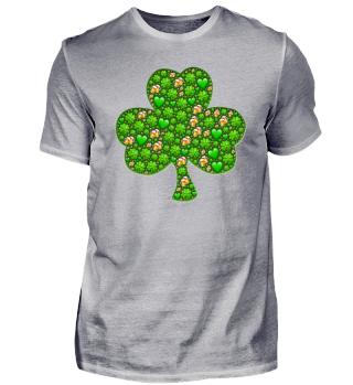 Irland Kleeblatt