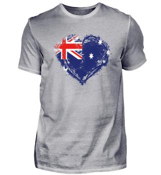 herkunft heimat LOVE Australien