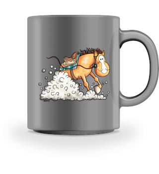 Sliding Stop Quarter Horse - Western