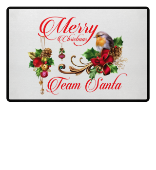 ☛ MERRY CHRISTMAS · TEAM SANTA #1RF