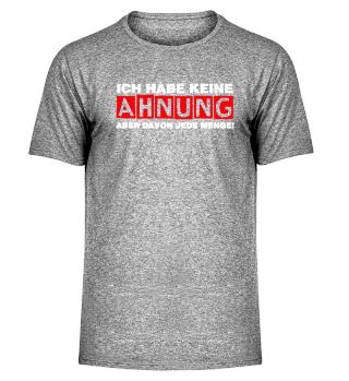 KEINE AHNUNG 1.4
