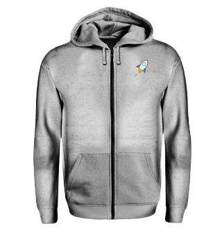 Stellar Lumens Zipper (XLM) - Used Look
