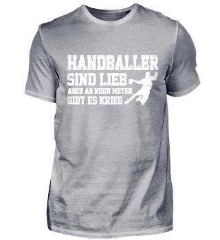 Handball - Krieg