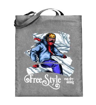 ☛ FREESTYLE #1W