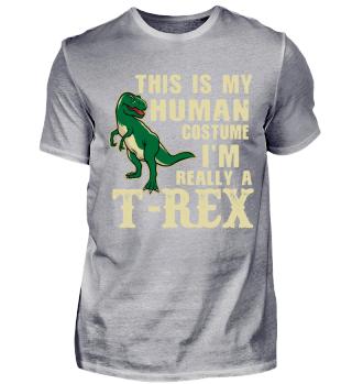 I'm Really a T-rex!