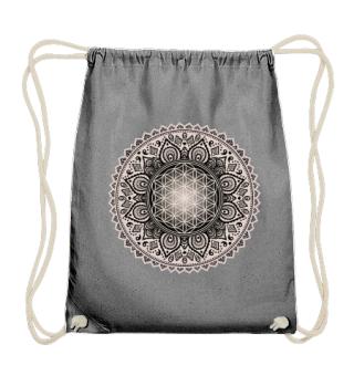 ♥ FLOWER OF LIFE - Folklore Mandala III