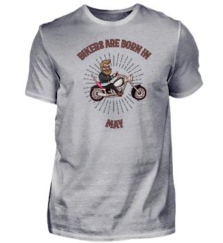 Motorrad Shirt Mai