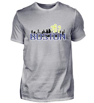 Boston Marathon 26.2 Shirt