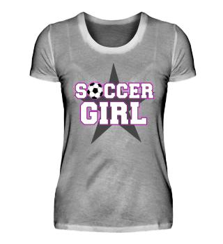 Soccer Girl / Frauenfussball / Fussball