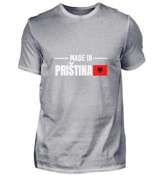 Made In Pristina | Albanian Albanian